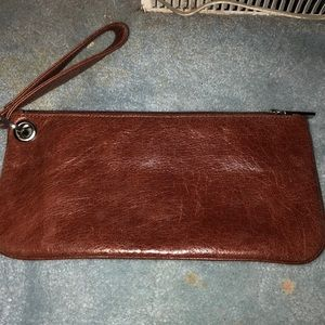 Hobo wristlet!  Great for everyday use